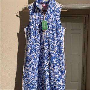 NWT Lilly Pulitzer skipper sleeveless dress